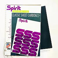 Трансферная бумага Spirit Classic Sheet Carbon