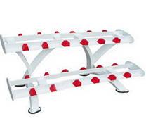 Стойка для гантелей (для набора из 6 пар) Vasil Neo Gym B.974