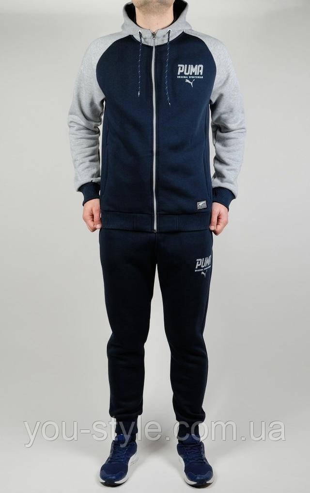 Чоловічий зимовий спортивний костюм Puma