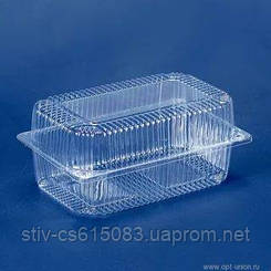 Упаковка пластиковая универсальная пс-122(1700мл)