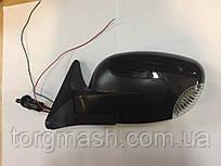 Зеркала заднего вида боковое ВАЗ 2107 с повторителем поворота