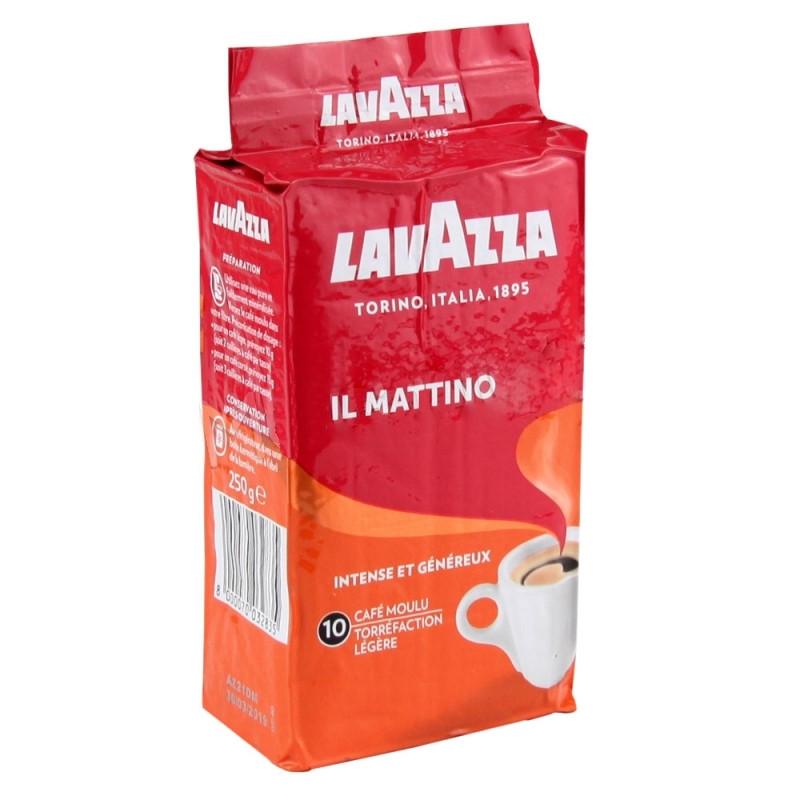 Кава мелена Lavazza Mattino 250 гр