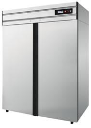 Холодильный шкаф CM 110-G Polair (нержавейка)