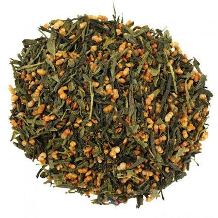 "Японский зеленый чай ""Генмайча"""
