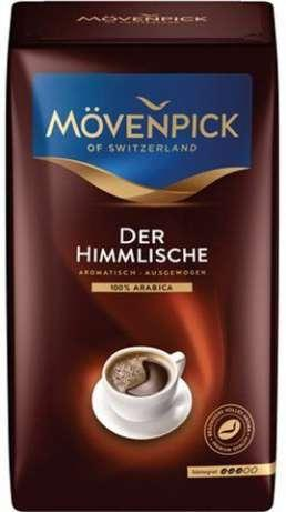 Кава мелена Movenpick Der Himmlische 500 гр, Мовенпик Дирхем Лиш кава мелений 0,5 кг