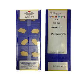 Пластина ZCC-CT ZQMX4N11-1E YBC251