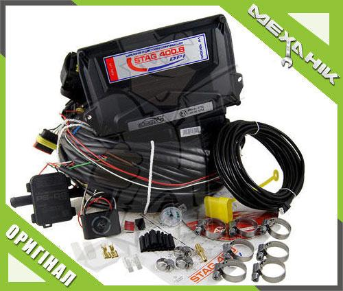 Электроника ГБО AC STAG 400 8 DPI 8 цилиндров