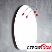 Настенное овальное зеркало StilHaus Alfa А01.01