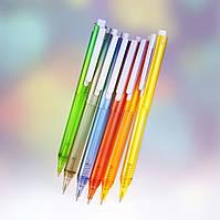 Ручка пластиковая NEW YORK, под нанесение логотипа, 6 цветов