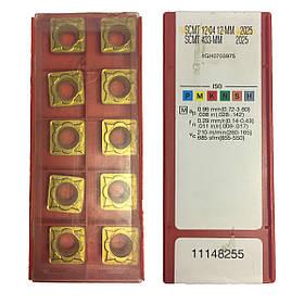 Пластина SCMT 12 04 12-MM 2025 SANDVIK