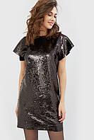 Нарядное женское платье с паетками GLORIA