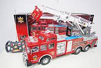 Радио управляемый Пожарная машина светится звук в коробке 59*15*23 см