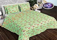 Детский комплект постельного белья в кроватку №дплм09