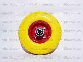 Колесо для тачки пенополиуретан 3.00-4