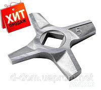 Нож для мясорубки Zelmer NR5 (двухсторонний) ZMMA025X (A861009) 631384