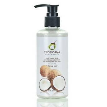 Кокосовое масло холодного отжима Tropicana 250 мл