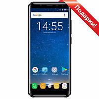 "➣Смартфон 5.7"" OUKITEL K5000, 4/64GB Black камера Sony IMX135 Exmor RS 21 Мп 5000 mAh Android 7.0"