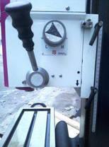Optimum MH 20 V фрезерный станок по металлу настольный оптимум мш 20 в, фото 3