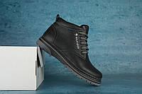 Подростковые зимние Ботинки Anser  Черные