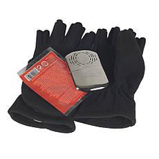 M-Tac перчатки беспалые с клапаном Windblock 295 Black, фото 2