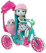 Энчантималс Игровой набор Прогулка на велосипеде Enchantimals
