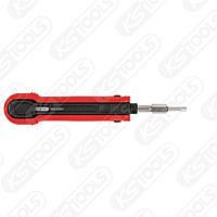Съемник для круглых штекеров/круглых штепсельных гнезд 1,2 мм (AMP Tyco 1,5)