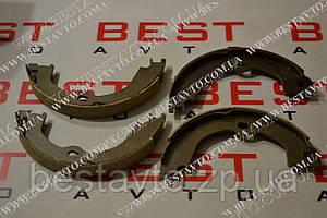 Колодки ручника m11/m12