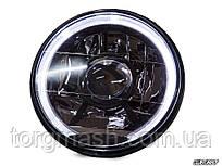 Фары 2101 НИВА передние 7'' с ДХО и линзой ВАЗ 2101, 2102 НИВА 2121