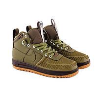 Кроссовки мужские Nike Air Force Duckboot Green