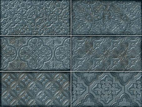 Плитка облицовочная Bestile Dante Decor Ocean (294594), фото 2