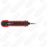 Съемник для плоских штепсельных гнезд 2,8 мм (AMP Tyco SensorTime, Bosch BDK), фото 1