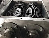 Шредер двухвальный  SHR-405х420/78-5.5