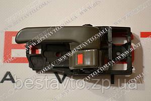 Ручка дверей внутрішня передня ліва tiggo/elara