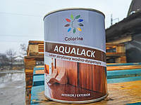 "Лак панельный TM ""Colorina"" AQUALACK (0,75л) (шелковисто-матовый)"