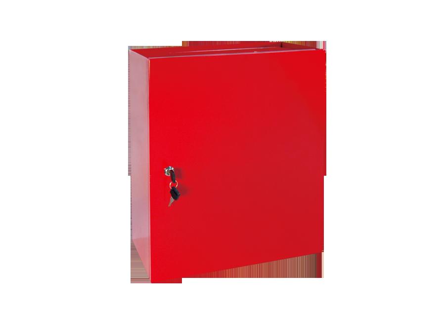 Ящик навесной для верстака, красный KINGTONY