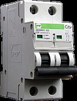 Автоматический выключатель АВ2000/2 С16 230/400 У3 (4,5кА) серия City