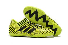 Футзалки adidas Nemeziz Tango 17.3 TF Yellow Black