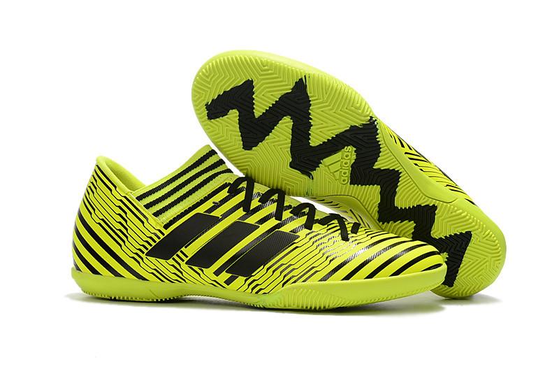 9e444153f8e977 Футзалки adidas Nemeziz Tango 17.3 TF Yellow Black - Интернет-магазин