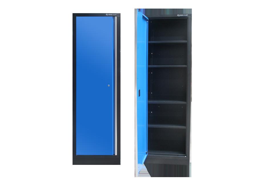 Шкаф инструментальный синий  Габариты: 600 x 460 x 2000мм