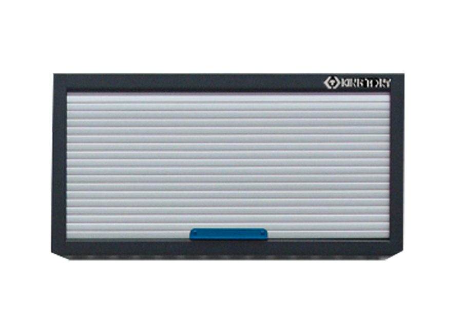 Ящик настенный синий 680 x 280 x 350мм KINGTONY