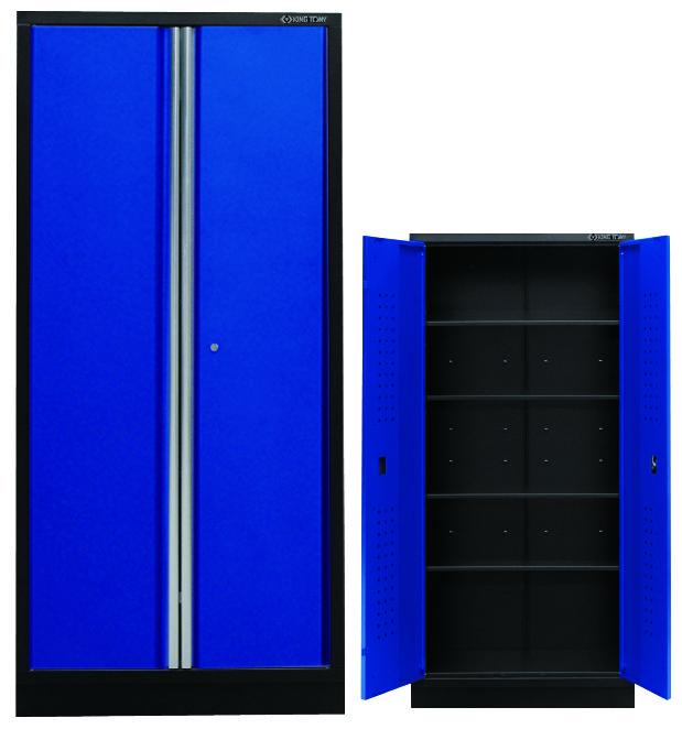 Шкаф инструментальный синий