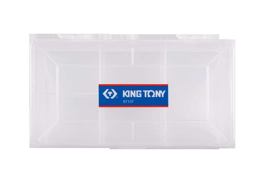 Пластиковый бокс 180 x 39 x 96 мм KINGTONY