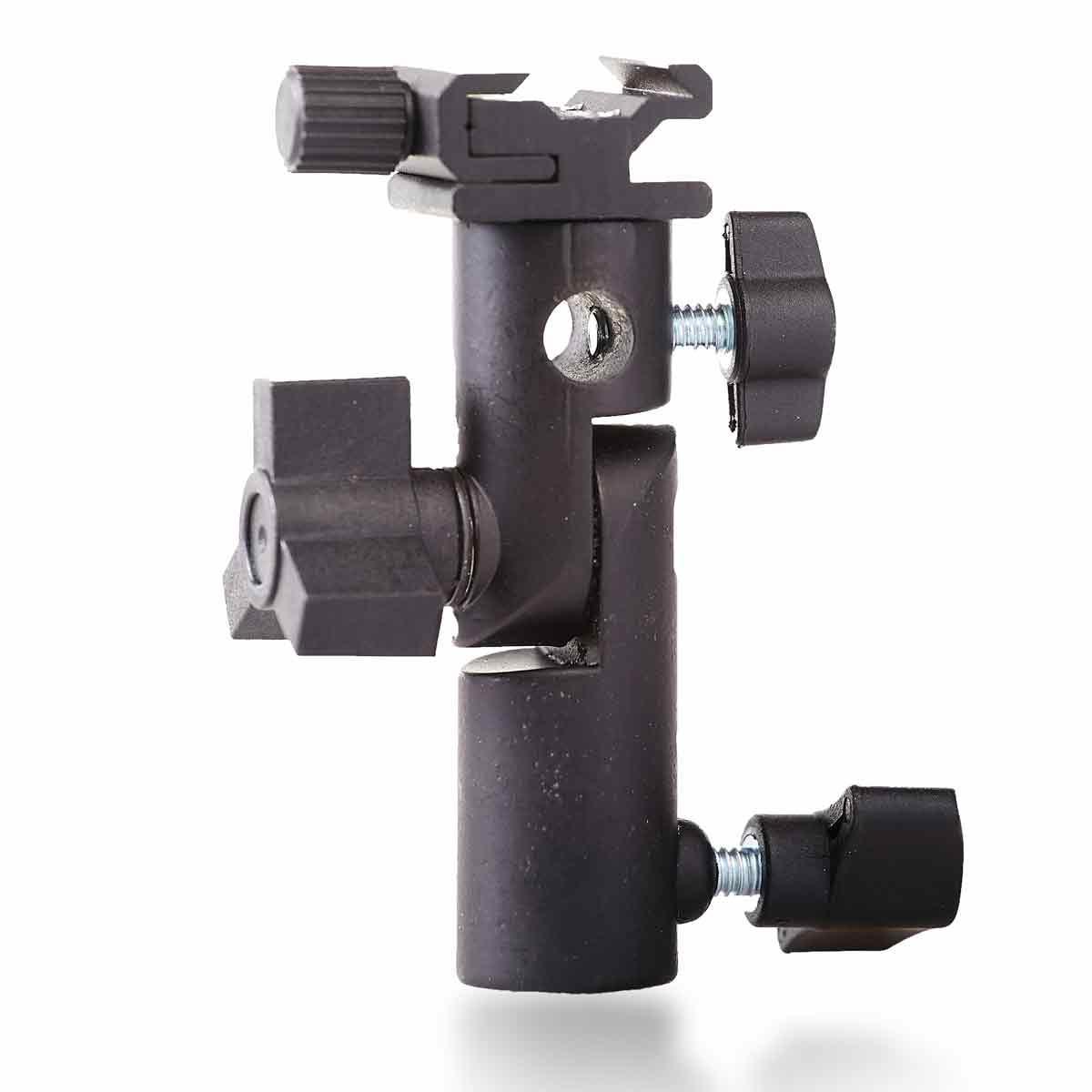 Шарнирный держатель для вспышки и зонта type E (PLA421)