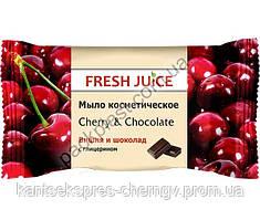 """Мыло Fresh Juice """"Cherry & Chocolate"""""""