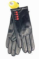 Женские кожаные сенсорные перчатки , фото 1