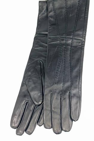 Женские кожаные сенсорные перчатки, фото 2