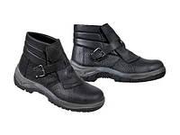 Обувь рабочая с металлическим подноском для сварщиков (ботинки) BRHOTREIS