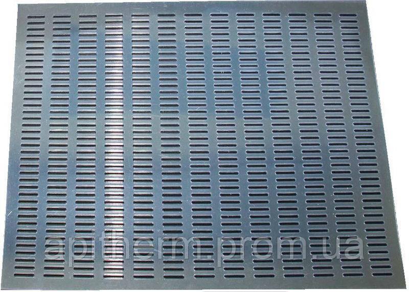 Разделительная решетка на 12 рамок  49,5см x 50 cм из виндурина. Лысонь  Польша