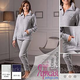 Пижама женская флис. Домашняя одежда для женщин Cotonella™
