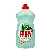 Fairy 500 мл Чайное дерево и мята средство для мытья посуды, нежные руки